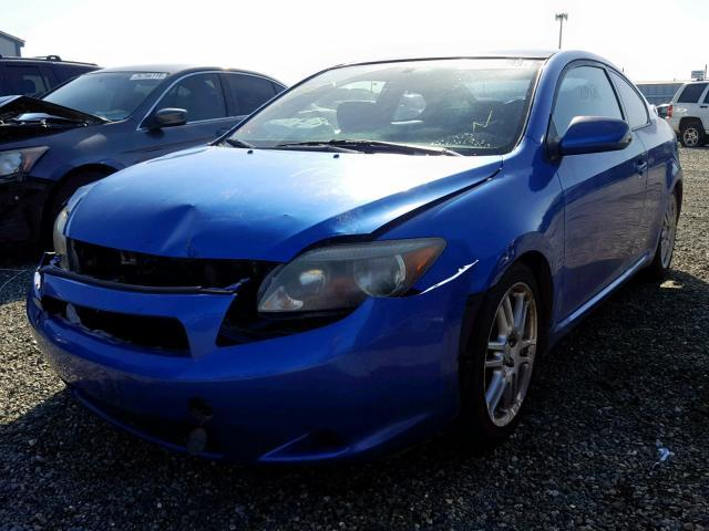 2006 Scion TC Blue Parts For Sale AA0779