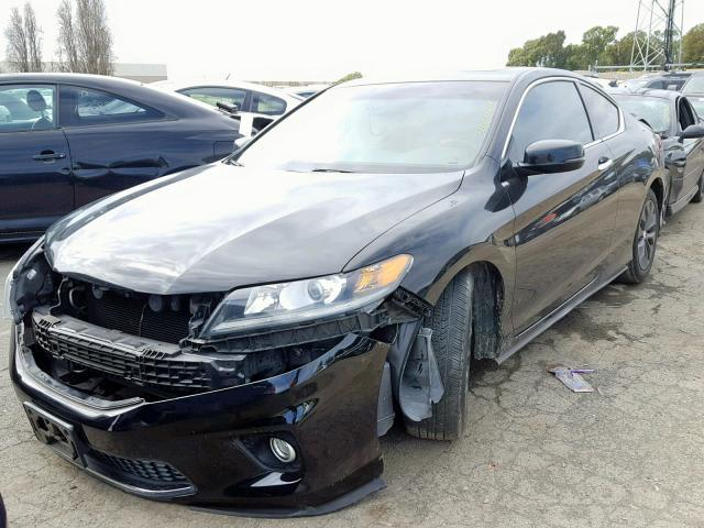2013 Honda Accord Coupe EX Parts Car AA0780