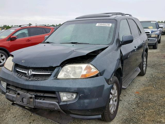 2003 Acura MDX Touring Parts For Sale AA0782