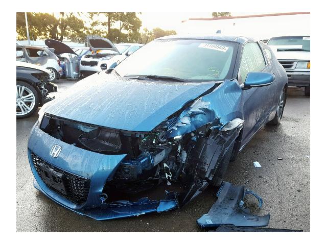 2013 Honda CR-Z EX Parts Car AA0784