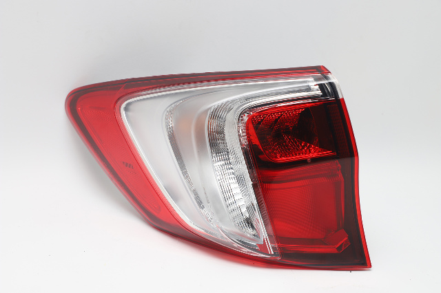 Acura RDX 16-18 Quarter Tail Light Rear Left/Driver Side OEM 33550-TX4-A51