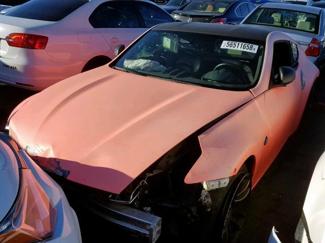2010 Nissan 350Z Parts For Sale AA0799