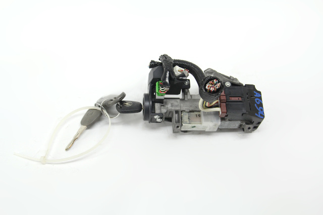Acura TSX Ignition Switch Immobilizer w/ Key Remote AT 35100-SEC-A61 OEM 07 08