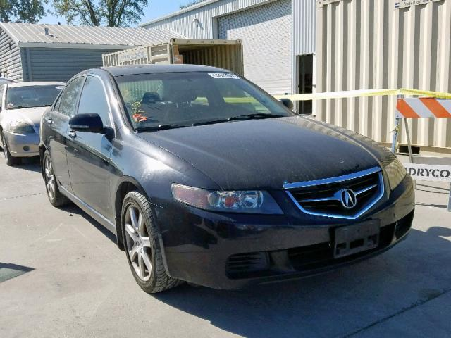 2004 Acura TSX Black MT Parts For Sale AA0835