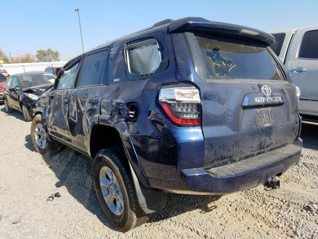 2019 Toyota 4Runner  Parts For Sale AA0837