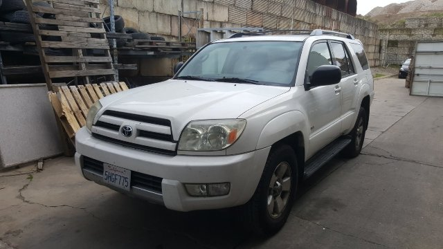 2004 Toyota 4Runner Parts For Sale  АА0839
