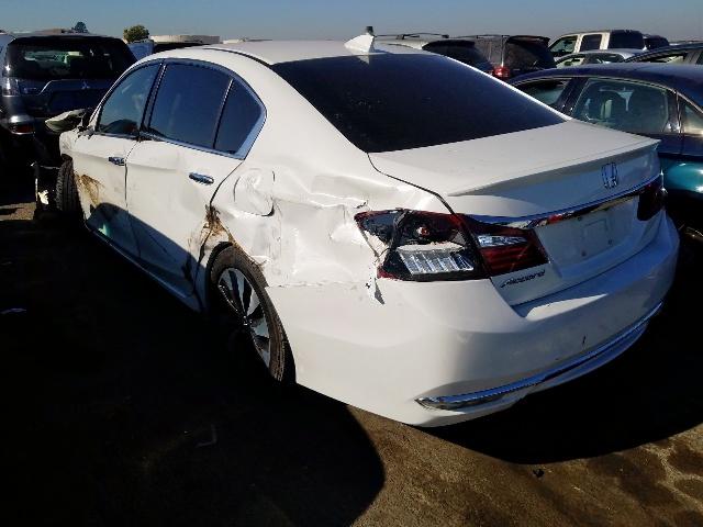 2017 Honda Accord Hybrid Parts For Sale AA0845