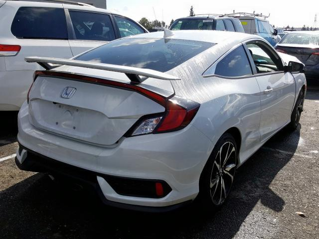 2019 Honda Civic Si Parts For Sale AA0847