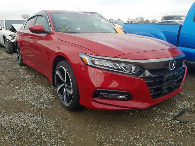 2018 Honda Accord Sport Parts For Sale AA0851