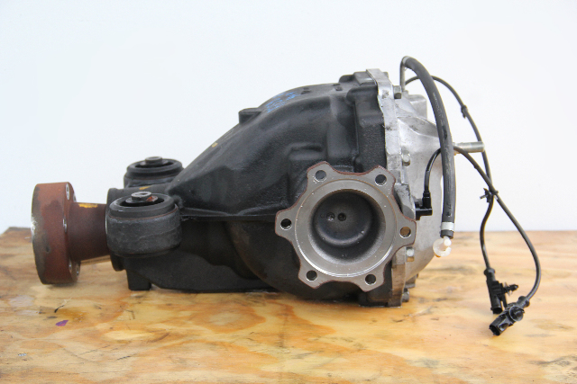 Infiniti G37 Rear Differential Carrier 3.357 Ratio (P1), AWD OEM 09 10 11 A885