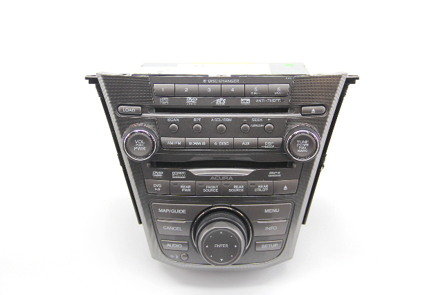 Acura MDX Stereo Radio Audio Player XM MP3 WMA DVD Factory OEM 07 08 09