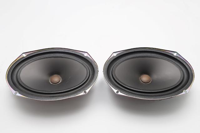 Honda Accord 03-07 Rear Shelf Radio Speaker Set (2) 39120-SDA-A52 OEM A883
