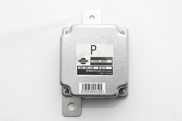 Infiniti G37 Torque Split Transfer Case Computer Module 41650-JU40A OEM 09-13