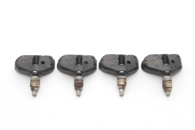 Honda Element 2008 TPMS Tire Pressure Receiver Sensor Set of 4 OEM 42753-SHJ-A82