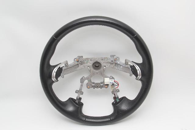 Infiniti M37 Steering Wheel Base ONLY w/Heated Option 48430-1MJ3A OEM 11-13