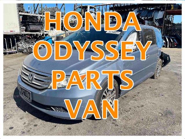 2012 Honda Odyssey EXL Parts Van Parting Out AA0960