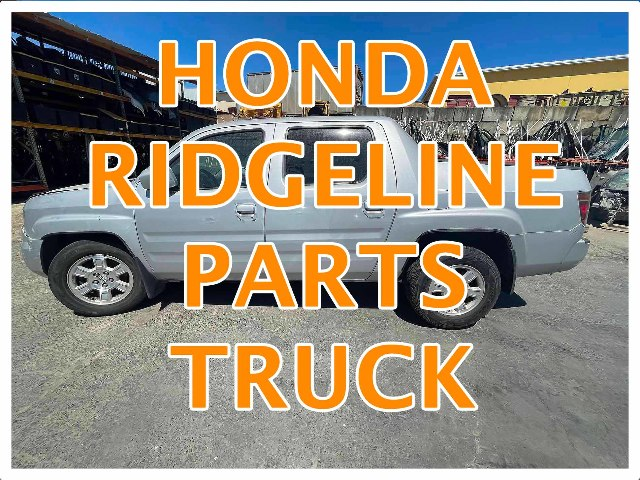 2008 Honda Ridgeline RTL Parts Truck Parting Out AA0961