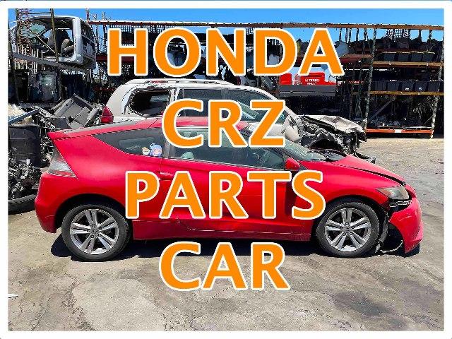 2011 Honda CRZ Parts Car Parting Out AA0965
