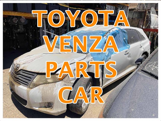2010 Toyota Venza Parts Car Parting Out AA0966