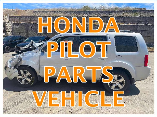 2011 Honda Pilot EXL AWD AA0967