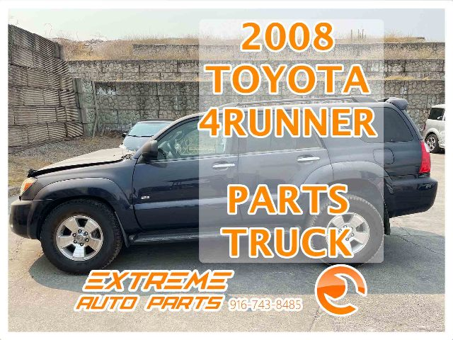 2008 Toyota 4Runner Parts Truck Parting Out Parts For Sale AA0971