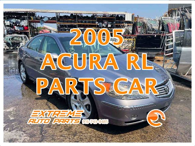 OEM Used Acura RL Parts Car AA0970 Parting For Sale, Parting Out.