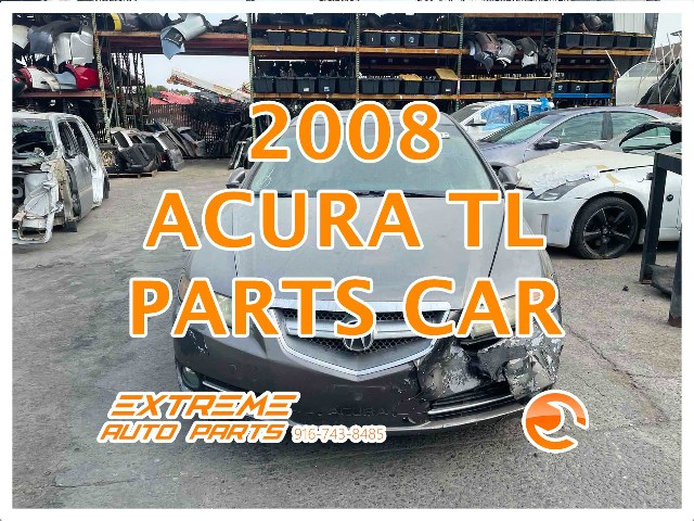 2008 Acura TL Parts Car Parts Car parting Out, Parts For Sale, Biggest Selection of TL parts