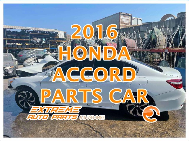 OEM Used Honda Accord Parts Car AA0973 Parts vehicle. Parting out.