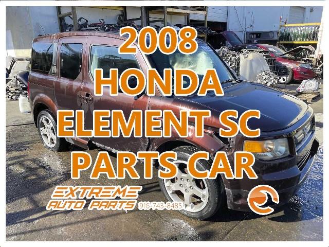 2008 Honda Element SC Parts Car AA0979
