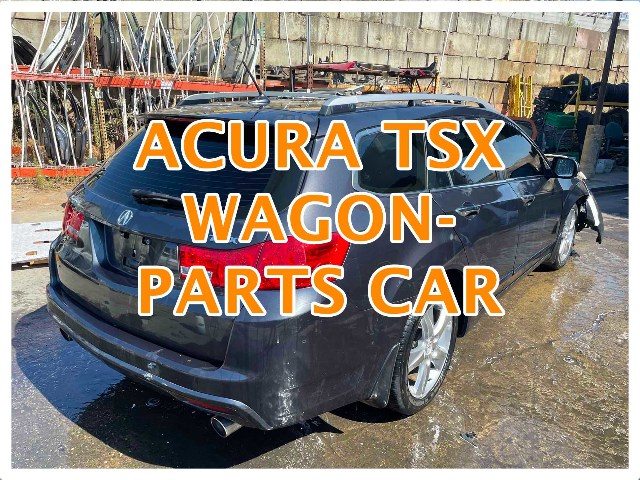 Used Acura TSX Wagon Parts Car AA0977, Technology Package, Parts For Sale