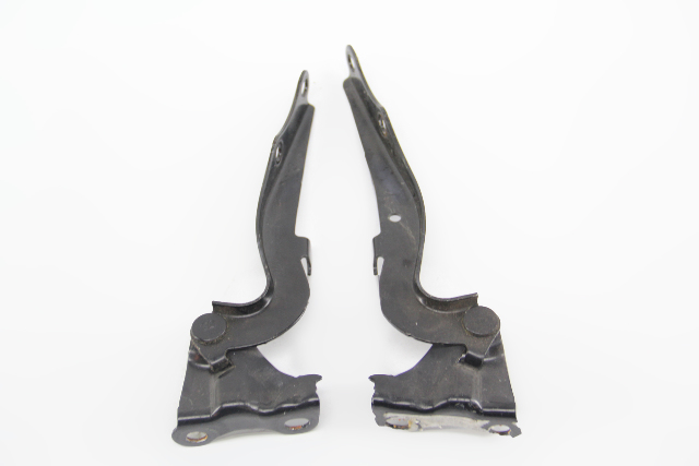 Toyota Prius Hood Hinge Stay Left/Right Set Charcoal Gray OEM 04-09