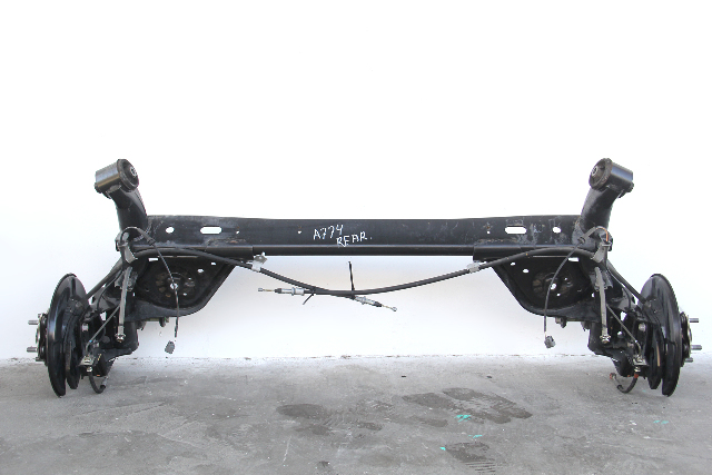 Nissan Leaf Rear Axle Beam Assembly 55501-3NA1A OEM 11-12 2011 2012