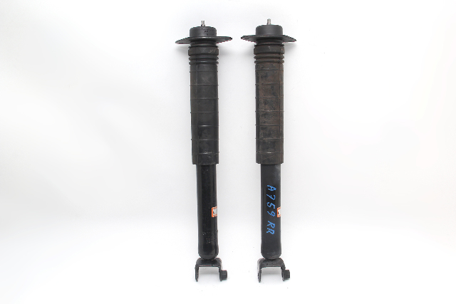 Infiniti G37 Rear Strut Shock Absorber Left/Right Set AWD 56210-JK50B OEM 08-13 A885