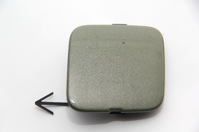 Nissan Cube Front Bumper Tow Hook Eye Cover Cap Green 622A0-1FC0H OEM 09-14