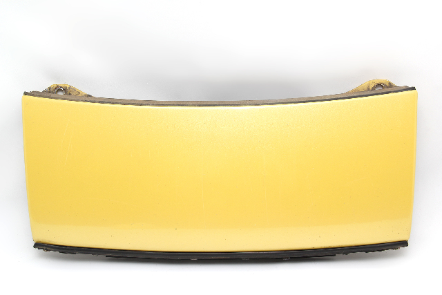 Nissan 300ZX 1990 Center Header Panel Cover Yellow, 62310-30P11, OEM Factory