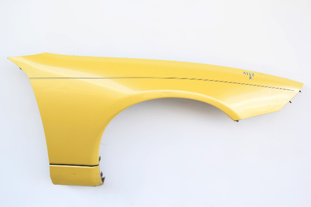 Nissan 300ZX 90-96 Fender Panel, Front Right, Yellow 63100-30P00  OEM