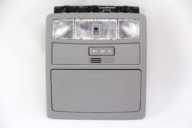 Toyota Highlander Overhead Console Map Light/Lamp Gray 63650-48061-B0 OEM 08-13