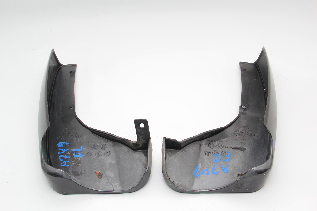 Infiniti QX56 Front Mud Guard Splash Shield Left/Right Set OEM 05 06 07 08 09 10