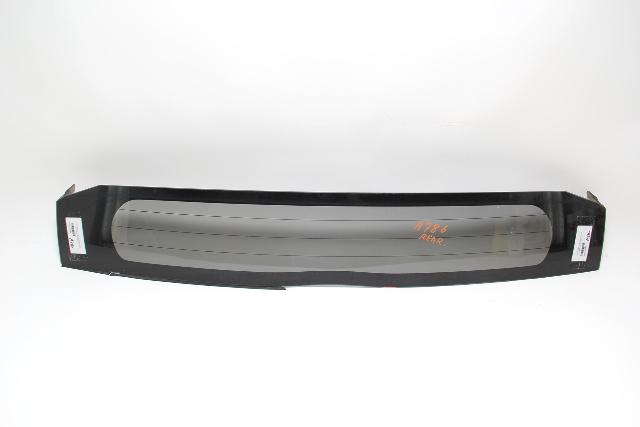 Toyota Prius Rear Trunk Liftgate Lower Back Glass Window Rear OEM 10-15