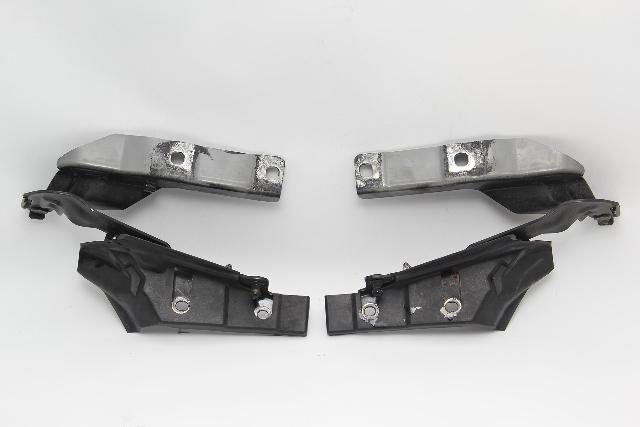 Infiniti G37 Sedan Hood Hinge Left/Right Side Pair Gray 65400-JK00A OEM  09-13
