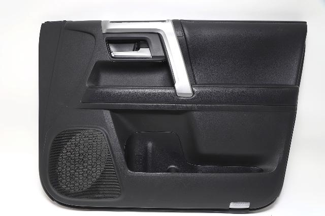 Toyota 4Runner 13-19 Door Panel Front Right Passenger Black 67610-35B51-C0 OEM