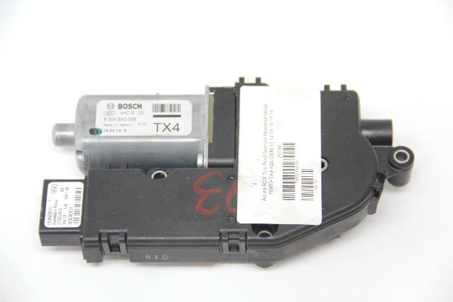 Acura RDX Sun Roof Sunroof Moonroof Motor 70450-TX4-A01 OEM 13 14 15 16 17 18