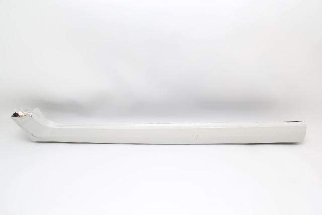 Acura TL Type-S 07-08 Left Rocker Panel Molding Left/Driver. White OEM