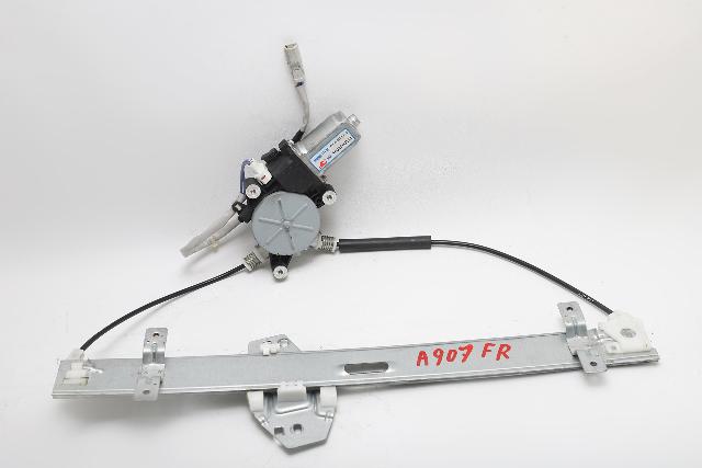 Honda Element Front Window Regulator Motor Right/Passenger 03-11 A812 2003, 2004, 2005, 2006, 2007, 2008, 2009, 2010, 2011