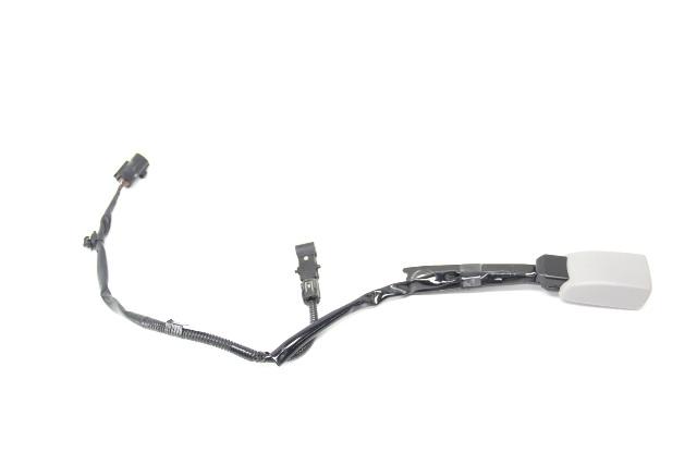 Toyota Highlander Seat Belt Buckle, Front Left/Driver Gray 73230-48240 OEM 08-11