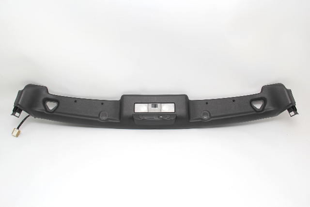 Nissan 350Z Roof Finisher Panel Map Light Lamp Black 73975-EV01B OEM 04-09