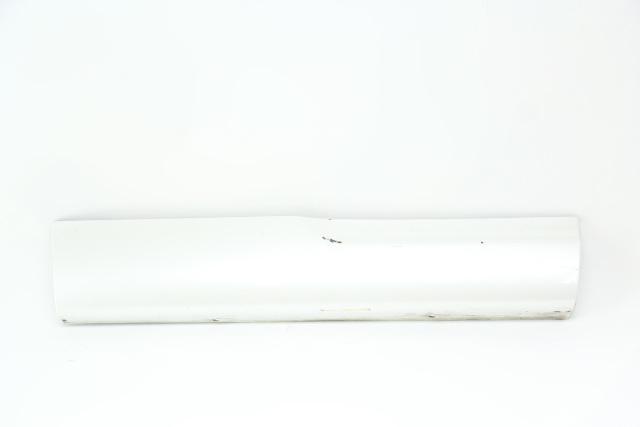 Toyota Highlander Door Molding Trim Lower White Rear Right/Passenger OEM 08-10