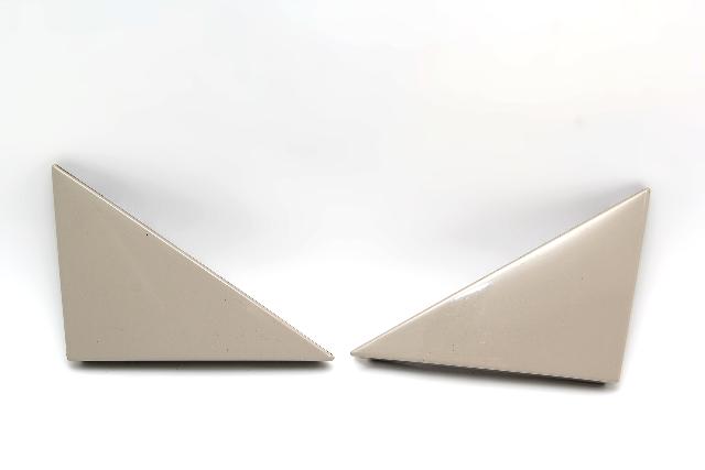 Honda Element Front Pillar Corner Garnish Cream Grey Left/Right OEM 03-08