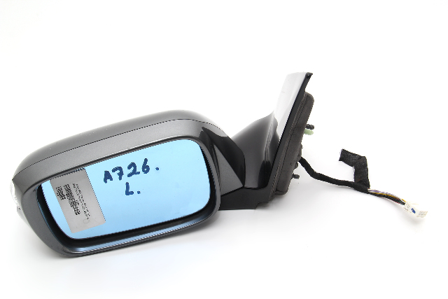 Acura MDX Side View Mirror Left/Driver Gray/Charcoal 76250-STX-A02 OEM 07-09
