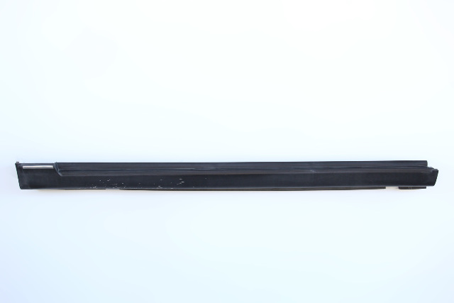 Infiniti FX35 FX45 Rocker Panel Molding, Left Side Black 76850-CG000 OEM 03-07